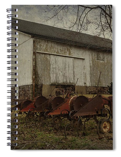 Patterson Farm  Spiral Notebook