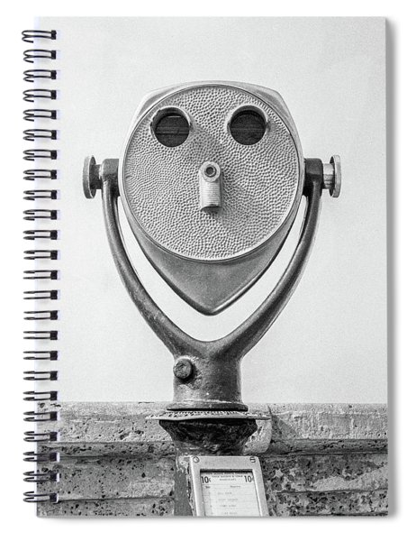 Pay Per View Spiral Notebook