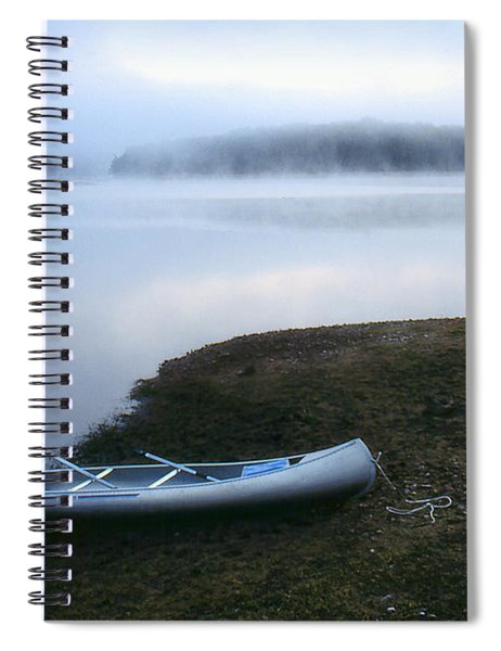 Peace, Be Still Spiral Notebook