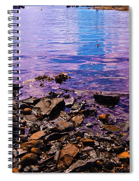 Peace Of Colors  Spiral Notebook