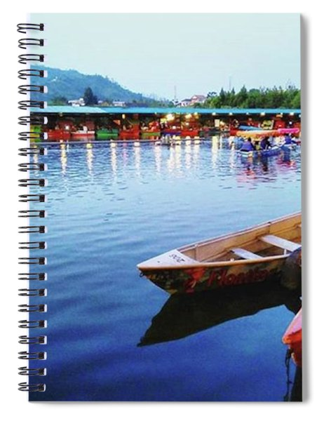 Peace Of Mind Spiral Notebook