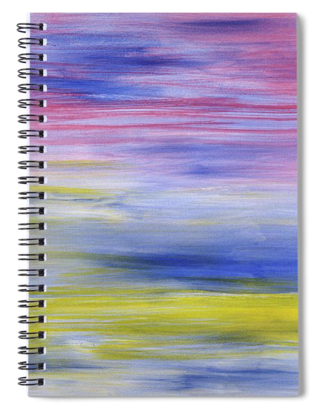Peaceful Serenity Spiral Notebook