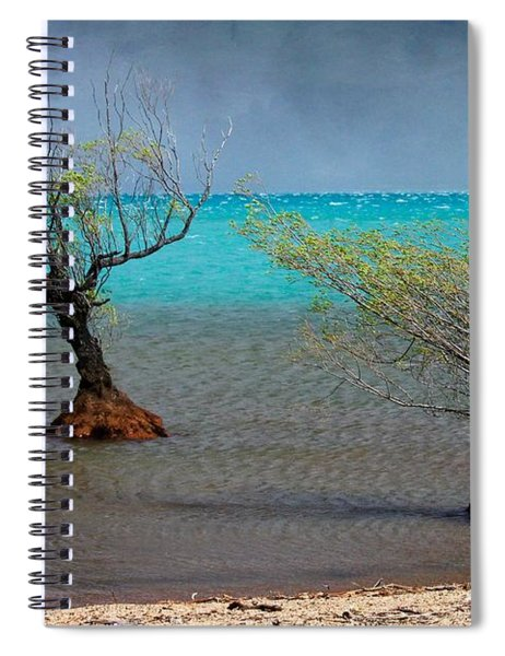Peculiar Trees Spiral Notebook