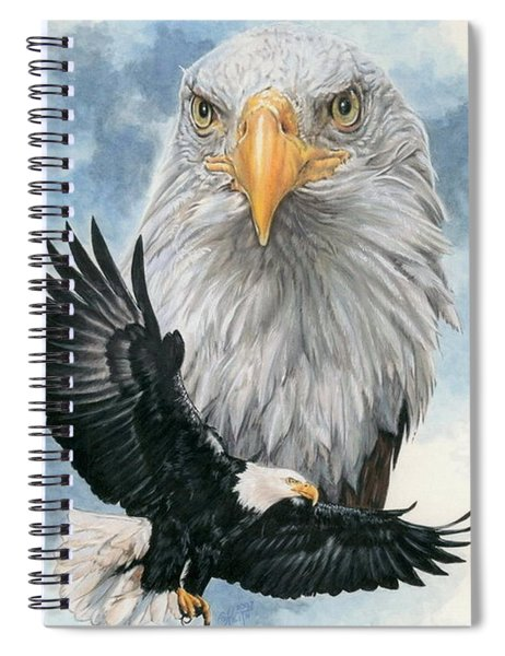 Peerless Spiral Notebook