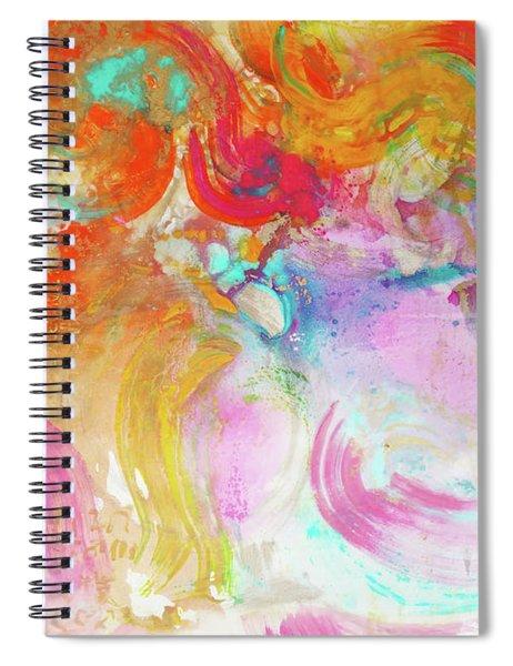 Pegasus Spiral Notebook
