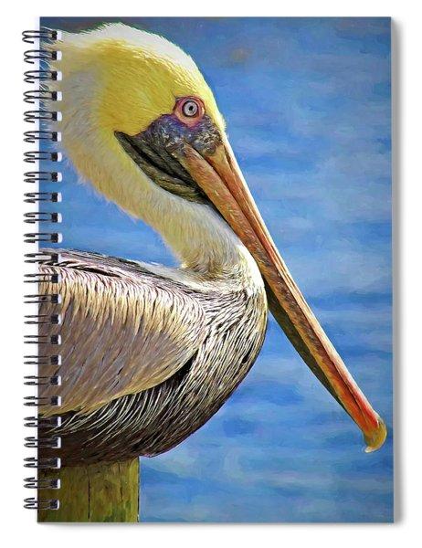 Pelican Profile Spiral Notebook