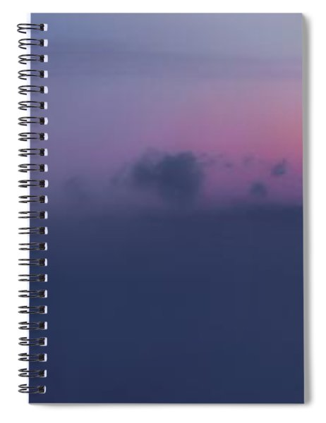 Pen Bay Sea Smoke Dawn Spiral Notebook