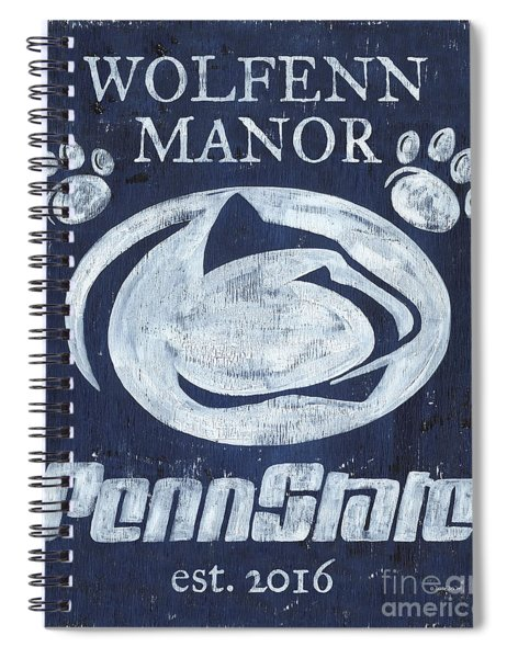 Penn State Personalized Spiral Notebook