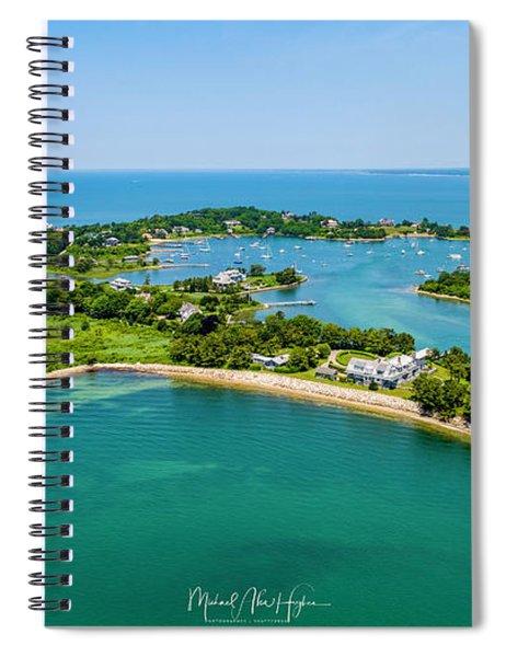 Penzance Point Spiral Notebook