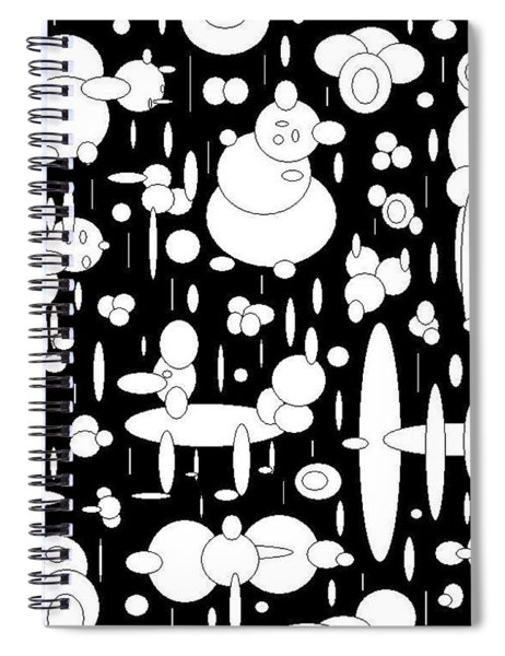 Peoples Spiral Notebook