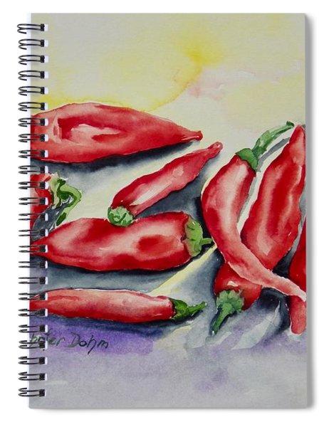 Watercolor Series 146 Spiral Notebook