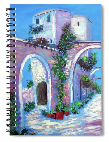 Percorso Paradiso Spiral Notebook