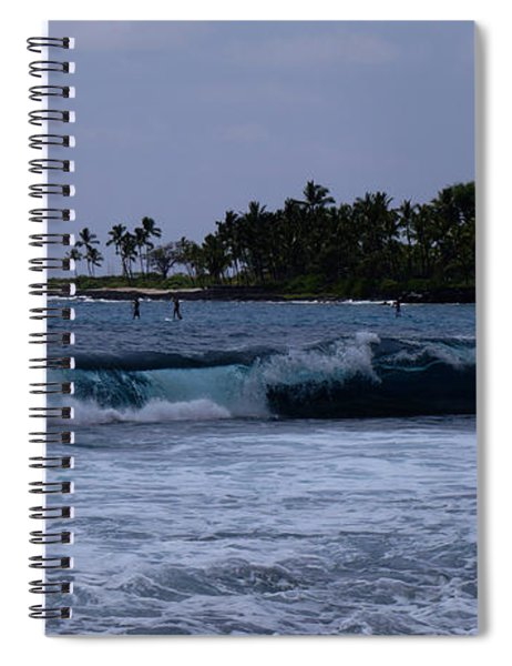 Perfect Day Spiral Notebook