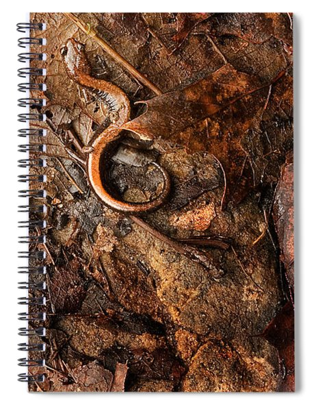 Perfect Disguise Spiral Notebook