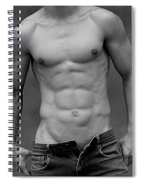 Perfect  Spiral Notebook