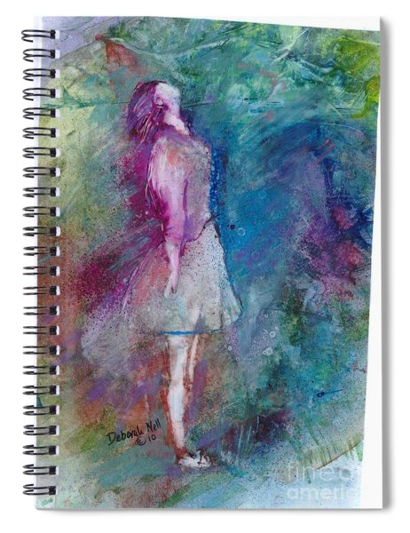 Perfect Peace Spiral Notebook