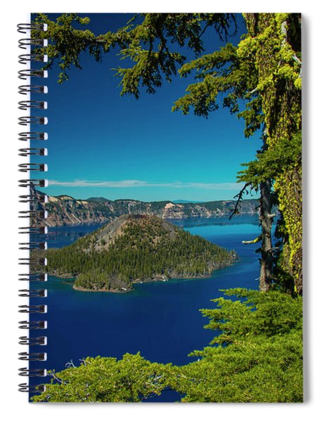 Perfect Picture Frame Spiral Notebook
