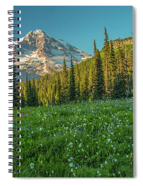 Perfect Setting Spiral Notebook