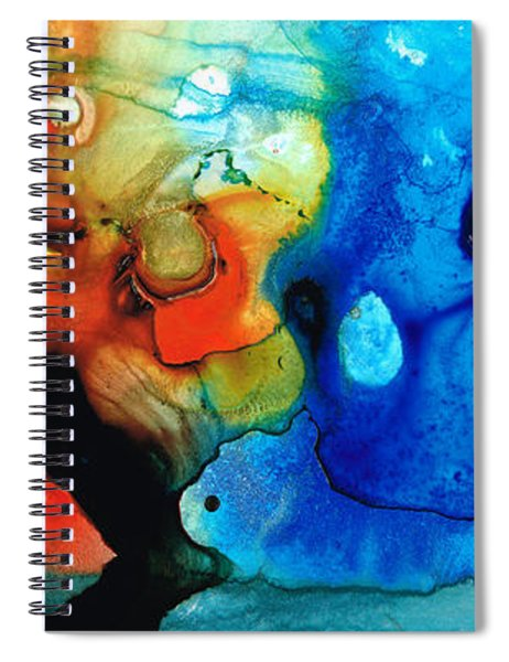 Perfect Whole And Complete By Sharon Cummings Spiral Notebook