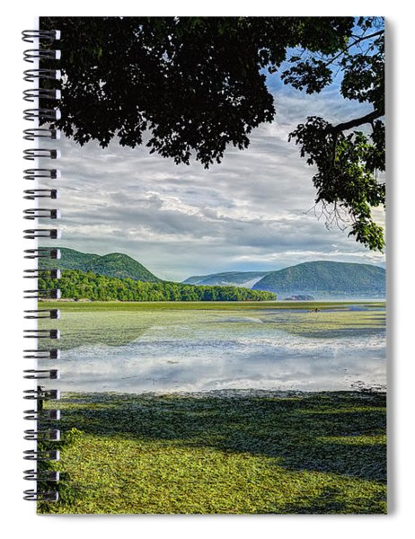 Perfectly Framed Spiral Notebook