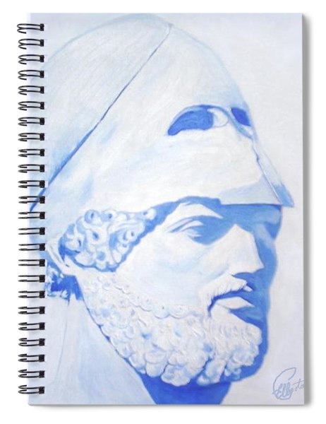 Pericles Spiral Notebook