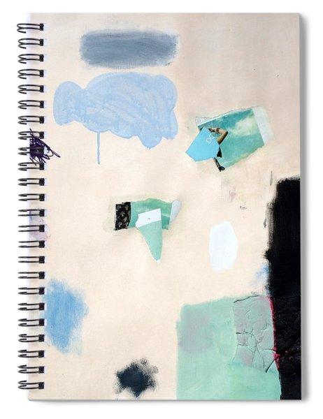 Permutation Spiral Notebook
