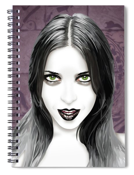 Pernicious Spiral Notebook
