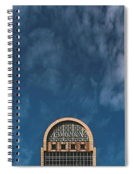Personification Spiral Notebook