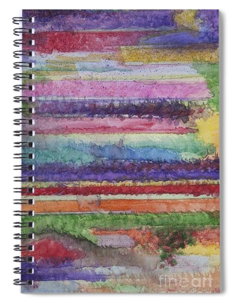 Perspective Spiral Notebook