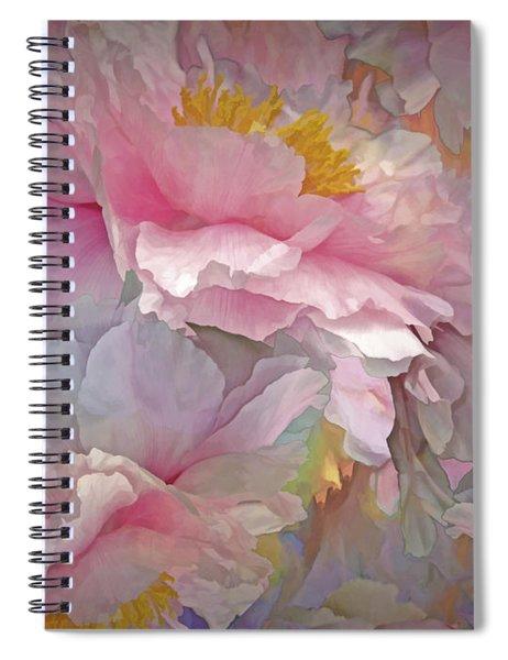 Petal Dimension 20 Spiral Notebook