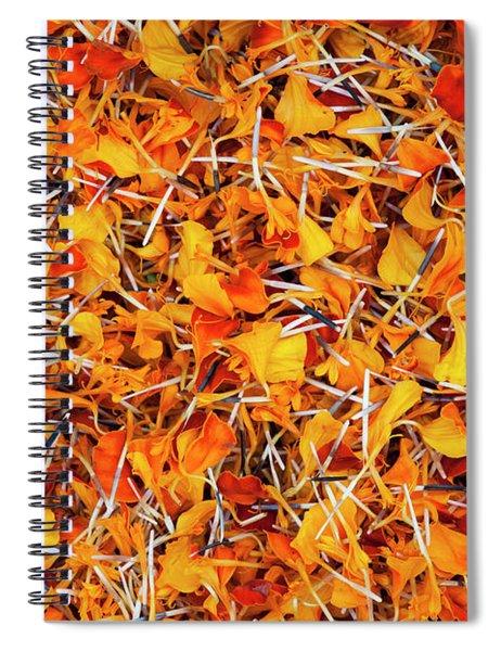 Petals Galore  Spiral Notebook