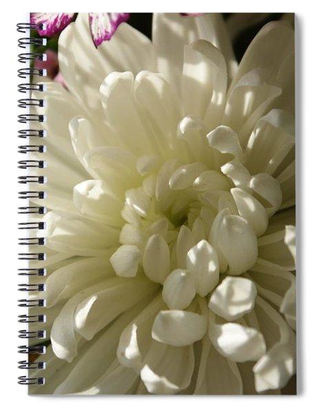 Petals Profusion Spiral Notebook