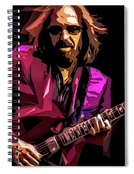 Petty Spiral Notebook