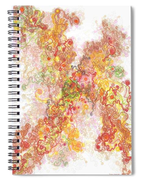Phase Transition Spiral Notebook