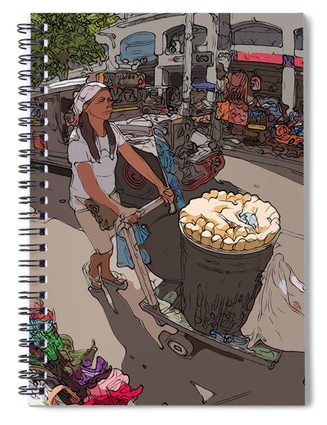 Philippines 1265 Mais Spiral Notebook