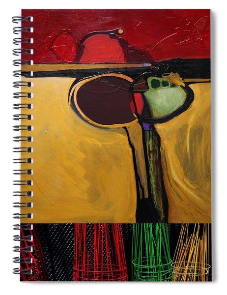 pHOT 170 Spiral Notebook