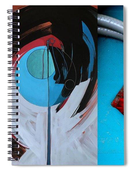 pHOT 172 Spiral Notebook