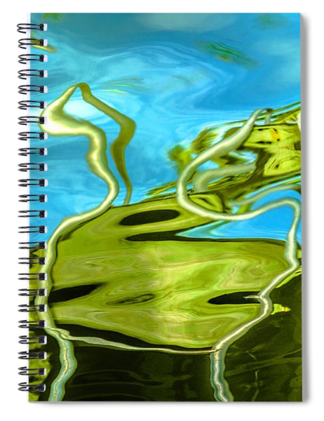 Photo Painting 3 Spiral Notebook