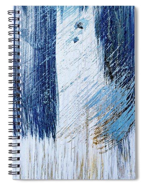 Piano Keys Spiral Notebook