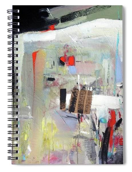 Piano Room Spiral Notebook