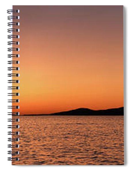Pic Horizons Spiral Notebook