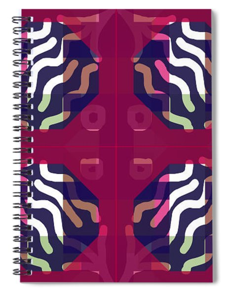Pic10_coll1_14022018 Spiral Notebook
