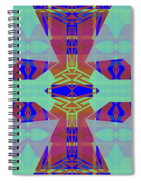Pic11_coll4_10122017 Spiral Notebook