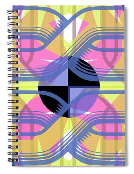 Pic12_coll2_14022018 Spiral Notebook