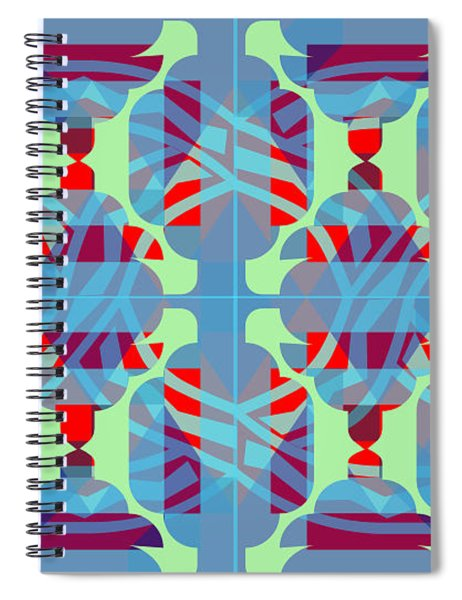 Pic14_coll1_14022018 Spiral Notebook