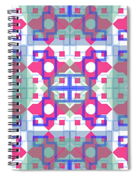 Pic14_coll1_15022018 Spiral Notebook