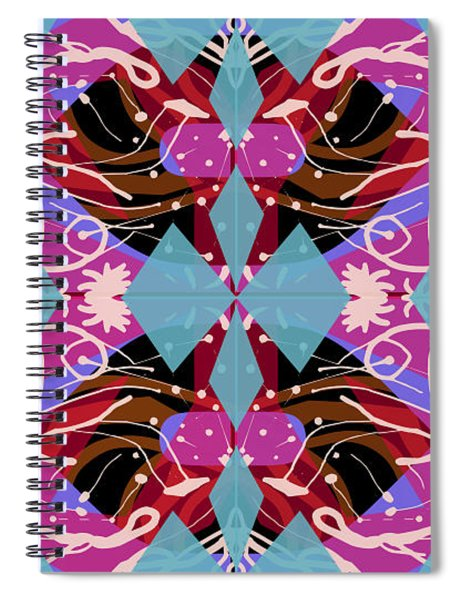 Pic16_coll1_13122017 Spiral Notebook
