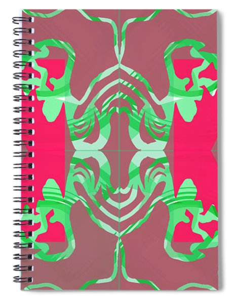 Pic22_coll1_15022018 Spiral Notebook
