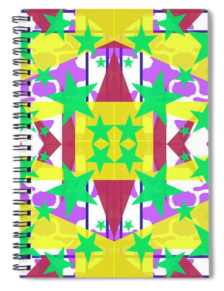 Pic5_coll2_14022018 Spiral Notebook