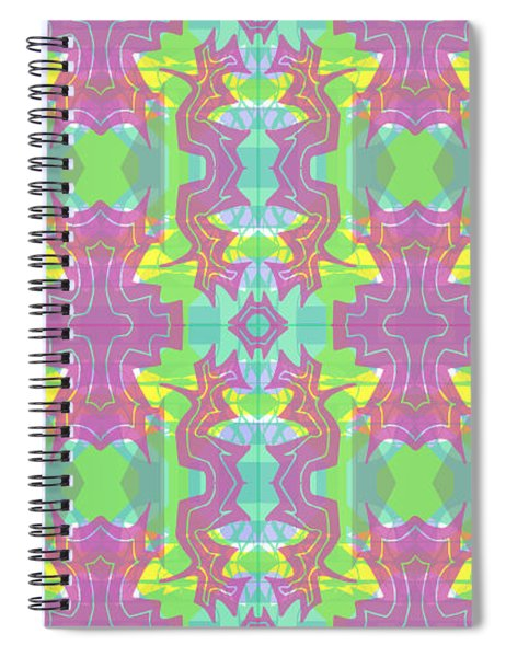 Pic6_coll2_14022018 Spiral Notebook